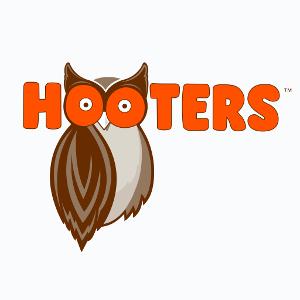 Hooters - Frisco (2023) logo