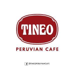 TINEO PERUVIAN CAFE logo