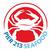 Pier 213 Seafood logo