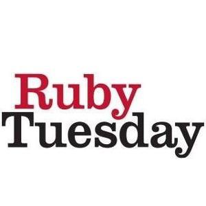 Ruby Tuesday - Lexington (4608) logo