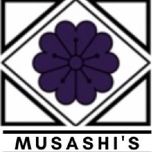 Musashi Roll House logo