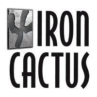 Iron Cactus Mexican Restaurant and Margarita Bar logo