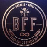 BFF Asian Grill and Bar logo