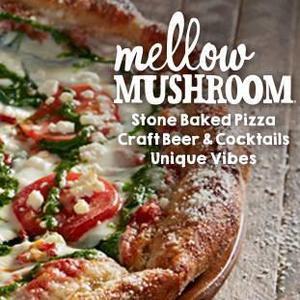 Mellow Mushroom - Sarasota logo