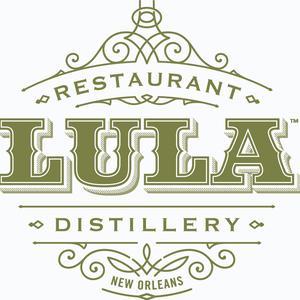 Lula Restaurant Distillery logo