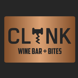 CLINK Wine Bar + Bites logo