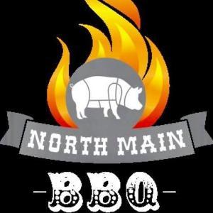 North Main BBQ logo