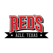 Red's Burger House logo