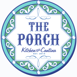 The Porch Kitchen and Cantina logo