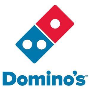 Domino's - W Mockingbird logo