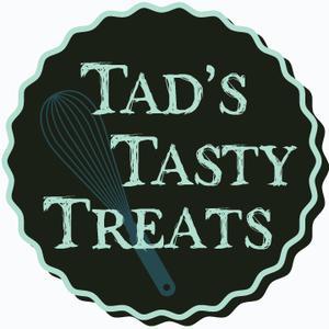 Tad's Tasty Treats Catering logo