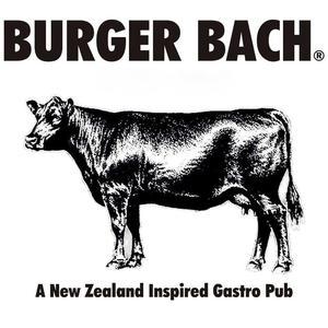 Burger Bach - Durham logo