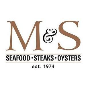 McCormick & Schmick's Seafood & Steaks logo