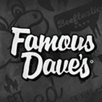 Famous Dave's - Bellevue logo