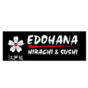 EDOHANA Japanese Restaurant in Rockwall logo