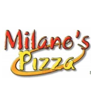 Milano's Pizza Hillsboro logo