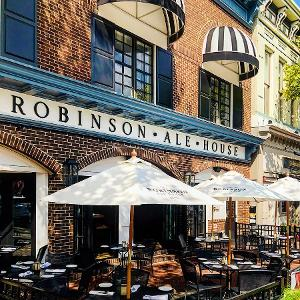 The Robinson Ale House logo