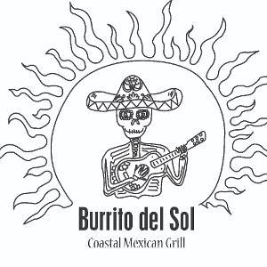 Burrito del Sol logo