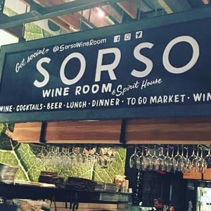 Sorso Wine Room logo
