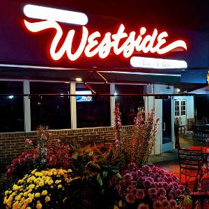 The Sports Bar Westside logo