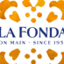 La Fonda On Main logo