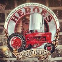 Heroes Restaurant & Brewery logo