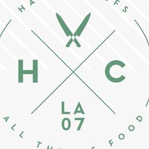 Haute Chefs Los Angeles logo