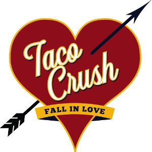 Taco Crush logo