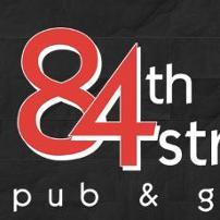 84th Street Pub & Grille logo