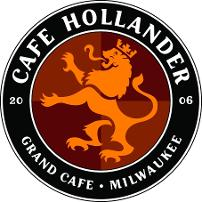 Café Hollander - Downer logo