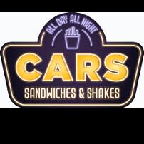 CARS Sandwiches & Shakes logo