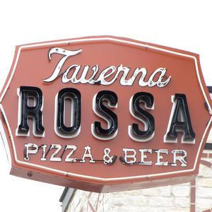 Taverna Rossa logo