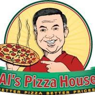 Al's Pizza House logo