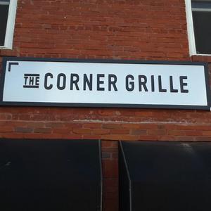 The Corner Grille logo