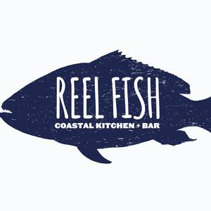 Reel Fish Coastal Kitchen and Bar logo