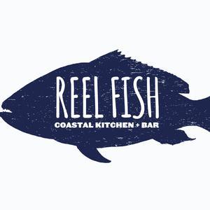 Reel Fish Coastal Kitchen and Bar logo