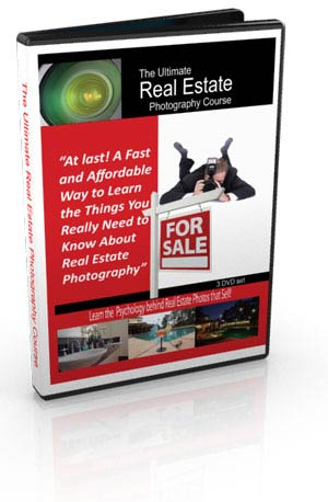 The Ultimate Real Estate Photography Course Box