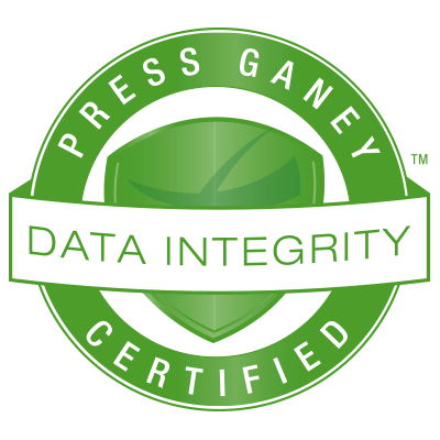 Press Ganey Certified Data Integrity