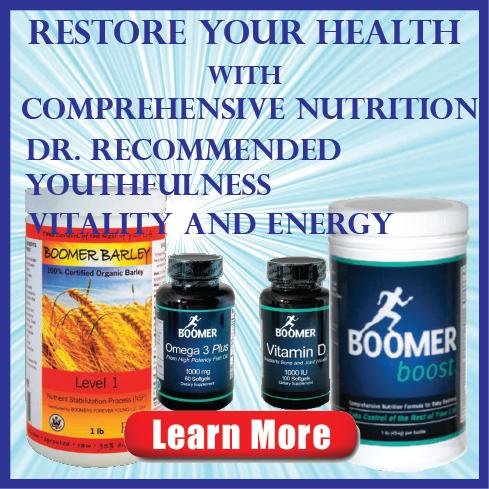 Boomer Barley vitamins