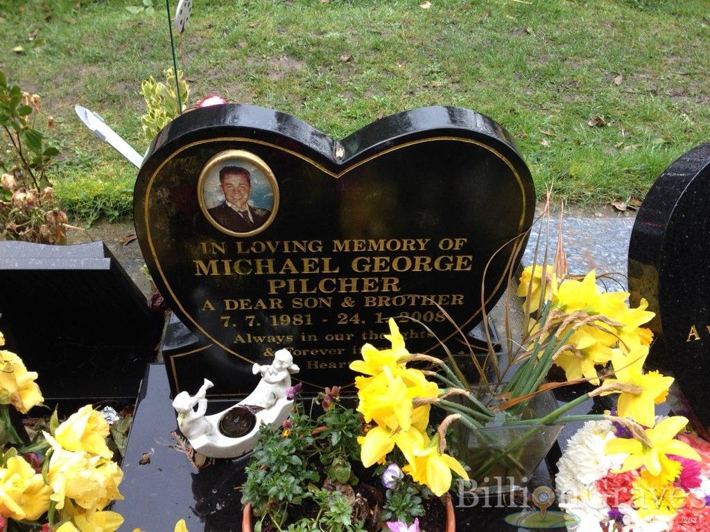 Grave Site of Michael George Pilcher (1981-2008) | BillionGraves