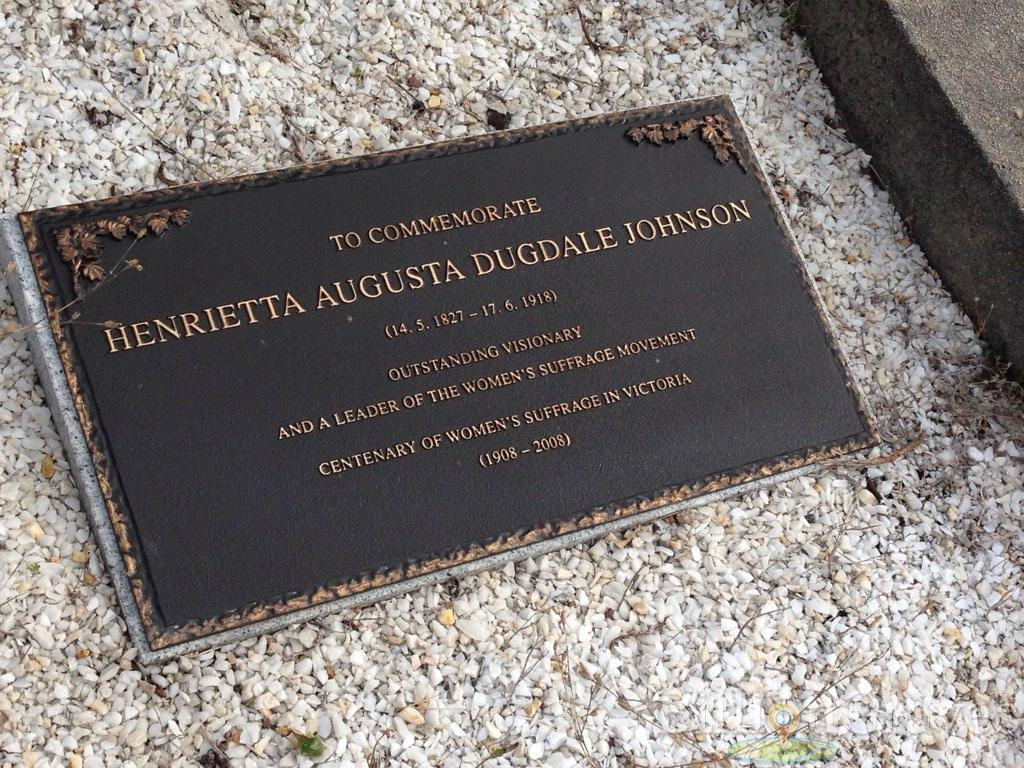 Australian Feminist Henrietta Augusta Dugdale Biography