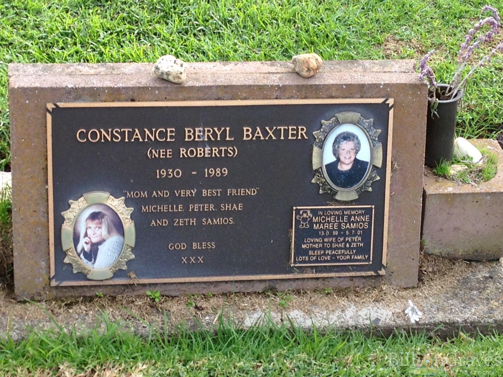 Watch Beryl Baxter video