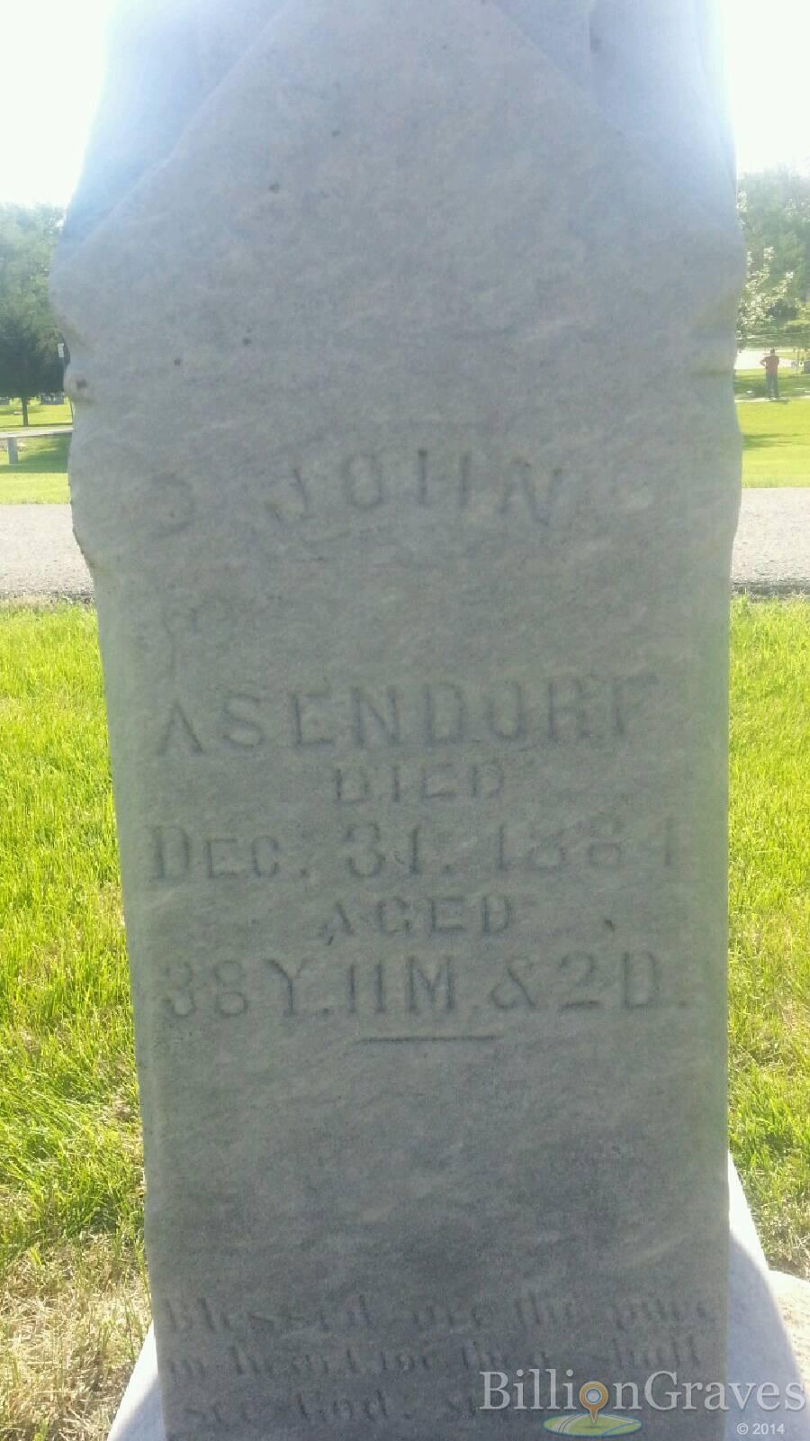 Grave Site of Henry Schumacher (-1894) | BillionGraves