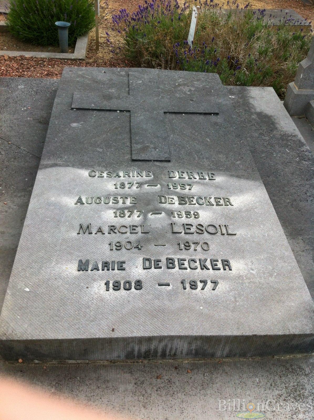 pictures Marie De Becker