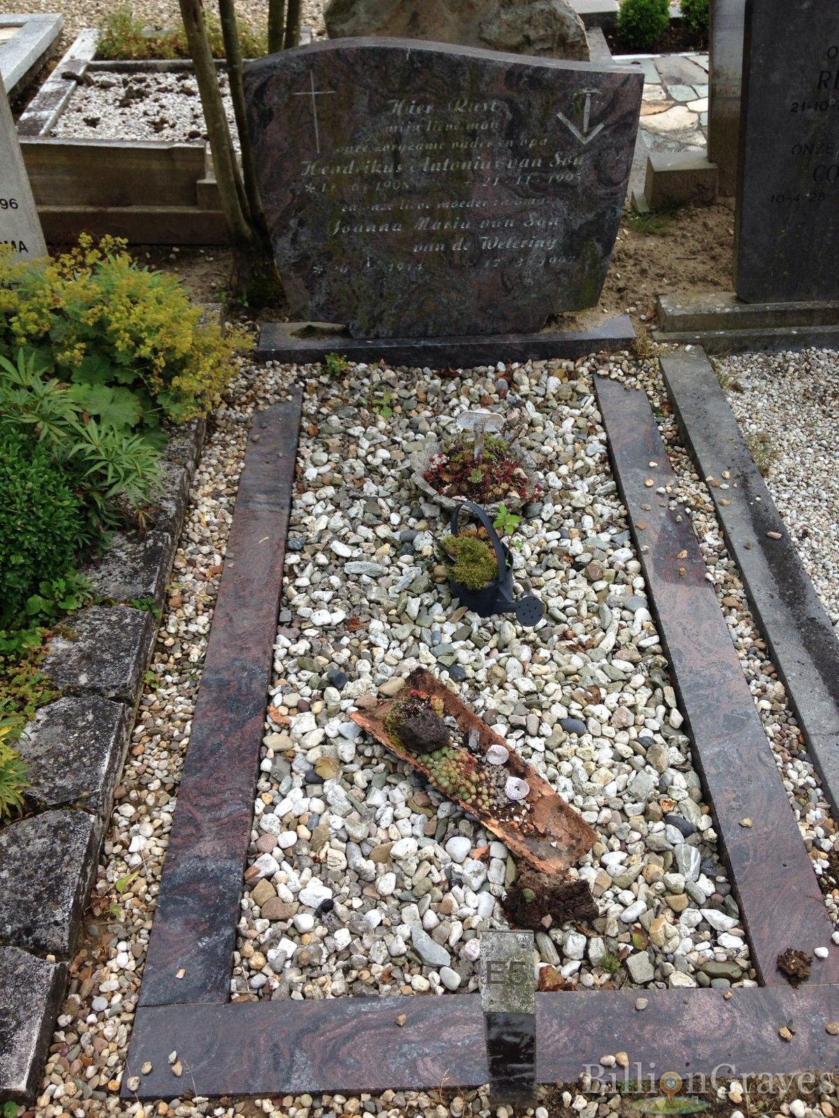 Van graves