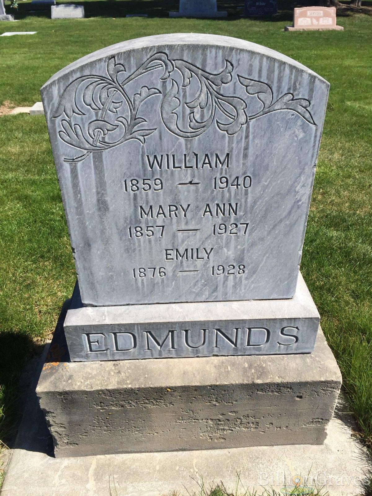 william edmonds edinboro