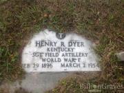 Henry R Dyer