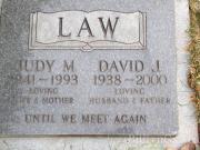 David J Law
