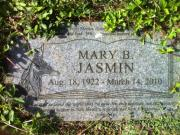 Mary B Jasmin