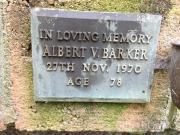 Albert V. Barker